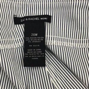 Zac & Rachel Shorts - Zac & Rachel Shorts Size 20W